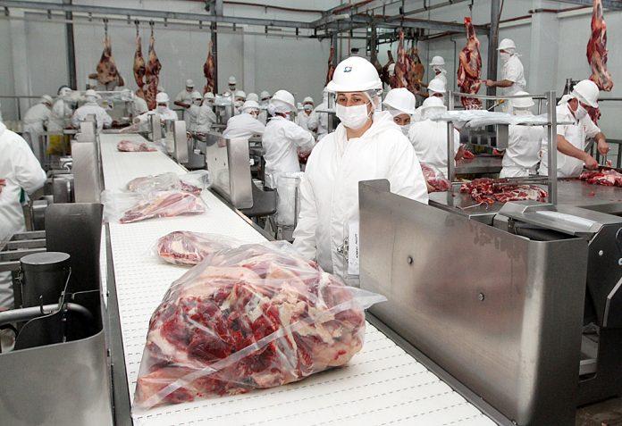 Exportación de carne sufrirá disminuciones