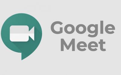 Iniciar una videollamada con Google Meets
